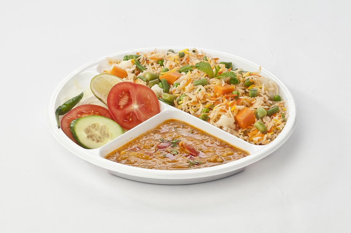 Veg Pulav combo Food root